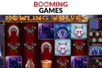 Booming Games presents Howling Wolves