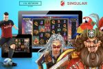 1x2 Network Integrates its Games with Singular