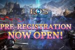 EOS: The Blue is Now Open for Pre-Registration!