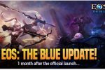 The Revamped Echo of Soul, The Blue, UPDATE!