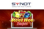 Synot Games Releases Reel Hot Respin Slot