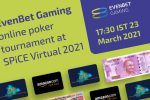 EvenBet Gaming adds excitement to SPiCE India Virtual Event with poker tournament