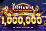 PRAGMATIC PLAY LEVELS UP DROPS & WINS WITH GAME-CHANGING €1,000,000 MONTHLY PRIZE POOL