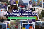 The world's favourite gaming franchises - Animal Crossing is officially UK's #1