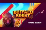 Spinmatic presents Buffalo Boost slot game with Buy Feature