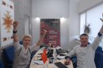 Sigma Software Group won at the EGR B2B Awards 2021, the Oscars of the iGaming world